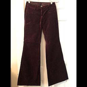H&M Divided Velour Jeans